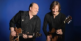 """The Beatles"" Frank Haunschild &Vitaliy Zolotov Duo"
