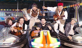 OPEN AIR: Joscho Stephan & Absinto Orkestra