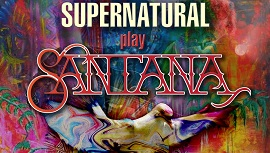 OPEN AIR: Supernatural play Santana